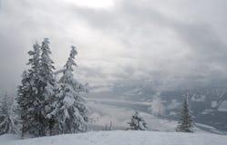 Forest Hills en Columbia Británica Fotografía de archivo