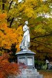 Forest Hills Statue Fotografia Stock