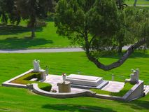 Forest Lawn Stock Photography
