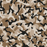 Forest Leaf Camouflage seamless patterns Stock Photography