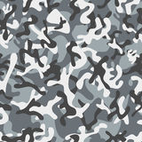 Forest Leaf Camouflage seamless patterns Royalty Free Stock Images