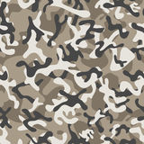 Forest Leaf Camouflage seamless patterns Royalty Free Stock Photography
