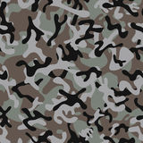Forest Leaf Camouflage seamless patterns Stock Photo