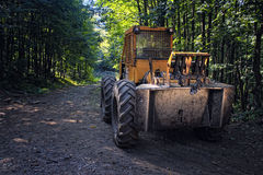 Forest Machine Royalty Free Stock Photos