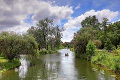 Forest Park του Σαιντ Λούις Στοκ φωτογραφίες με δικαίωμα ελεύθερης χρήσης