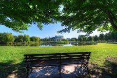 Forest Park του Σαιντ Λούις bandstand Στοκ φωτογραφίες με δικαίωμα ελεύθερης χρήσης