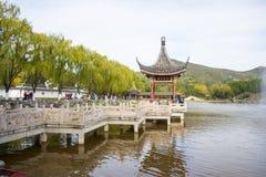 Азия Китай, Пекин, северный дворец, национальный Forest Park Стоковые Фото