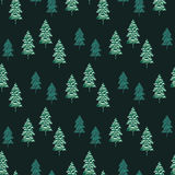 Forest pattern8 Stock Images
