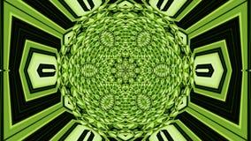 Forest Planet verde abstracto inconsútil Imagen de archivo
