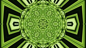 Forest Planet vert abstrait sans couture Image stock