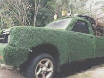 Grass Truck. Forest Ranger Truck Stock Images