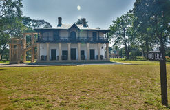 Forest Rest House. An old Forest Rest House in Jim Corbett National Park, India Royalty Free Stock Photo