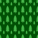 Forest seamless pattern background. Vector illustration of forest seamless pattern background Royalty Free Stock Photography