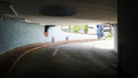 Forest Spiral Hundertwasser Architecture, Darmstadt, Alemanha Imagens de Stock Royalty Free