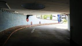 Forest Spiral Hundertwasser Architecture Darmstadt, Tyskland royaltyfria bilder