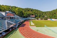 Forest Stadium Imagenes de archivo