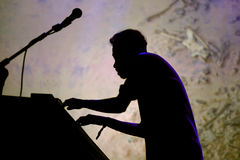 Forest Swords (English music producer and artist) Stock Photography