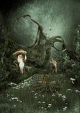Forest Tale Lizenzfreie Stockbilder