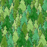 Forest Texture Royalty Free Stock Images
