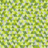 Forest triangle vector pattern, green grey geometric nature background. Forest triangle vector pattern. Geometric nature background Royalty Free Stock Image