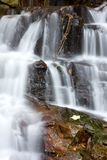 Forest waterfall. In Kwazulu-Natal region of South Africa Royalty Free Stock Photography