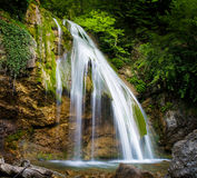 Forest Waterfall stock image