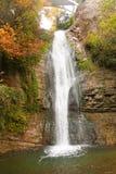 Forest waterfall,Georgia Stock Photo