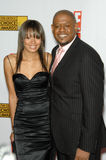 Forest Whitaker,Keisha Whitaker Royalty Free Stock Images