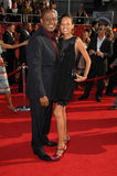 Forest Whitaker,Keisha Whitaker. Forest Whitaker and Keisha Whitaker  at the 2008 ESPY Awards. Nokia Theatre, Los Angeles, CA. 07-16-08 Royalty Free Stock Images