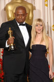 Forest Whitaker,Reese Witherspoon Royalty Free Stock Photography