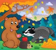 Forest wildlife theme image 4 Royalty Free Stock Photos