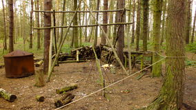 Forest Workshop immagine stock