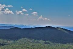 Foresta nazionale di Tonto, Arizona U S Ministero dell'agricoltura, Stati Uniti fotografia stock libera da diritti