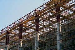 Foreste della costruzione immagine stock libera da diritti