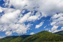 Forested mountains in Slovakia - Europe Stock Photography