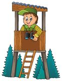 Forester theme image 1 Royalty Free Stock Photography