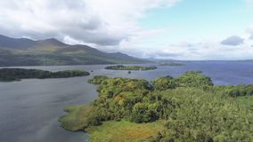 The forests and lakes at Killarney National Park in Ireland