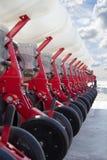Foret agricole pour des céréales Image stock