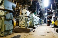 Forevacuum installations Royalty Free Stock Photo