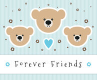 Forever Friends Stock Image
