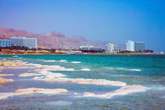 Forever Living Dead Sea Stock Photography