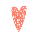 Forever in love. Royalty Free Stock Photos