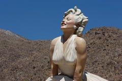 Forever Marilyn Stock Photo
