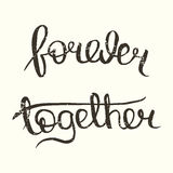 Forever together Stock Photo