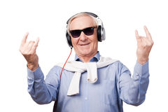 Forever young. Royalty Free Stock Photography