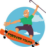Forever young Royalty Free Stock Photography