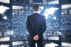 Forex concept Royalty-vrije Stock Afbeeldingen