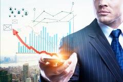 Forex concept Stock Afbeeldingen