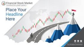 Forex effectenbeursinvestering handelconcept Royalty-vrije Stock Foto's