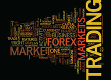Forex Find Out If It S The Right Market For You Text Background Word Cloud Concept Stock Photo